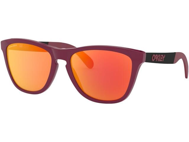 Oakley Frogskins Mix Sunglasses Women vampirella/prizm ruby